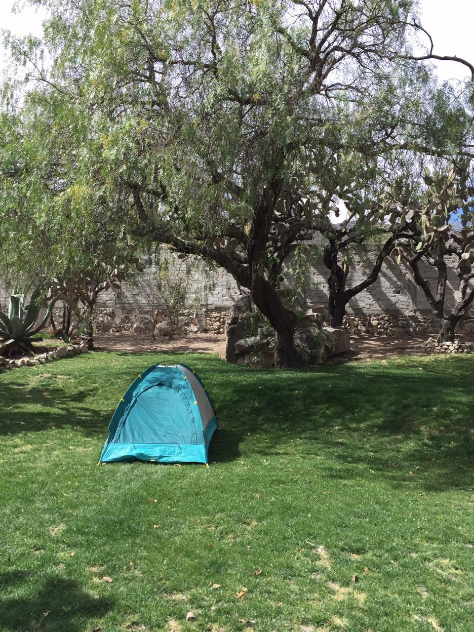 acampado